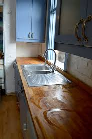 kitchen counter tops before