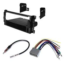 jeep 2005 2007 grand cherokee car stereo dash install mounting jeep 2005 2007 grand cherokee car stereo dash install mounting kit wire harness radio antenna