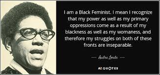 Feminist Quotes Inspiration TOP 48 BLACK FEMINIST QUOTES AZ Quotes