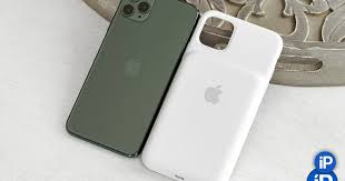Это огромный <b>чехол</b>-<b>аккумулятор</b> Smart Battery Case для <b>iPhone</b> ...