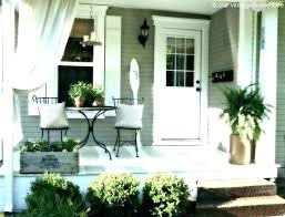 front patio ideas on a budget. Beautiful Patio Small Front Porch Ideas Patio Design  On A Budget In D