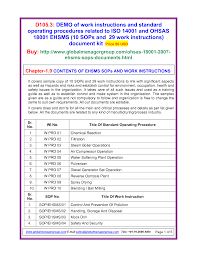 Instruction Template Best Of Leader Standard Work Template Template Business 6