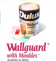 Jacks Paint Blackheath Dulux Acrylic Wallguard Chart