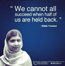 Gender Inequality Famous Quotes