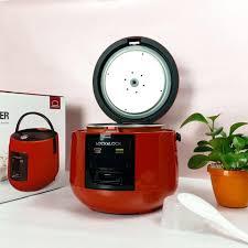 SIÊU RẺ] Nồi cơm điện Lock n Lock 1L Mini Rice Cooker EJR431, Giá siêu rẻ  690,000đ! Mua liền tay! - SaleZone Store