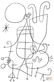 Paul Klee Coloring Pages Paul Klee Coloring Pages Printable