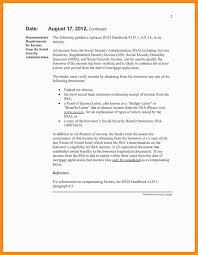 Social Security Award Letter Sample Canelovssmithlive Co