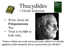 ancient ii bc to bc peloponnesian war ppt  18 thucydides greek historian wrote about the peloponnesian war