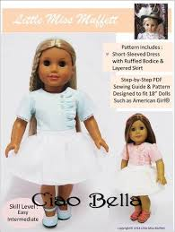 American Girl Clothes Patterns Classy 48 Inch Doll Clothes Patterns For Dolls Such As American Girl
