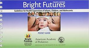 Bright Futures Guidelines Pocket Guide 9781610020824