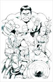 Infinity Coloring Pages Printable Avengers Coloring Pages Batman