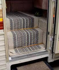 entry step rug for a cleaner carpet
