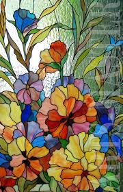 25 unique stained glass flowers ideas on stained