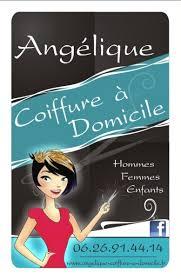 Angelique Coiffure A Domicile Coiffeur à La Gorgue