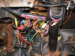 help 72 cutlass supreme wont start classicoldsmobile com it will have two thick purple wires that will need to be shorted a small length of thick wire 16ga