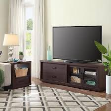 7 Of 9 Better Homes And Gardens Steele TV Stand Espresso 80 Inches Cabinet  Furniture Tv Stand Inches Wide59