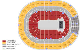 65 Actual Seating Chart For Gm Place