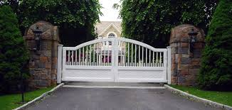 Stone Entry Gate Designs Grand Entrance Gates Westchester County Ny