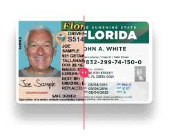 Florida License Drivers Unsolicitedredesigns Redesigning The
