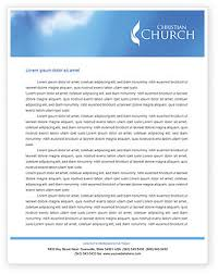 When most of us are swamped with emails, social media and online ads, turning to print can often prove an effective way to. Church Letterhead Templates In Microsoft Word Adobe Illustrator And Other Formats Download Church Letterheads Design Now Poweredtemplate Com