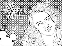Small Picture Miley Cyrus Coloring Pages Coloring Home
