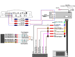 wiring diagram for car amplifier and subwoofer simple 4 channel amp wiring diagram for car amplifier and subwoofer simple 4 channel amp wiring diagram at 4ch wiring