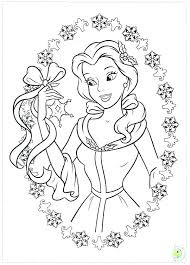 Disney Christmas Coloring Pictures Coloring Pages Free And Printable