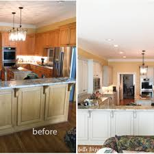 painted cabinets nashville tn before and after photos painted kitchen cabinets before and after room decorating