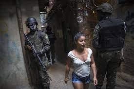 ブラジル の ギャング