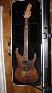 charvel san dimas i usa koa project most of my guitars are listed in my sig i like a very wide range of 60s 80s rock most forays into anything from early pink floyd to classic prog