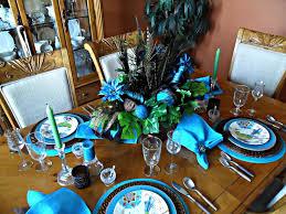 Unique Peacock Kitchen Decors