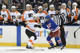 Behind Enemy Lines Previewing The Philadelphia Flyers New