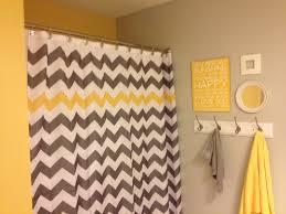 yellow and grey you are my sunshine chevron kids bathroom valspar notre dame