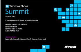 Microsoft Invitation Microsoft Opens Registration For Day Long Windows Phone Developer