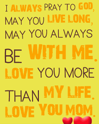 I Love You Mom Quotes Best Love Mom Quotes Magnificent 48 Inspiring Mother Daughter Quotes