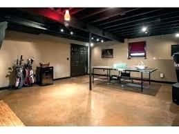 painting concrete basement walls painting poured concrete basement walls can you paint poured concrete basement walls