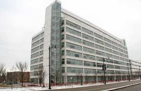 Cook County Juvenile Court Building And Detention Center Chicago