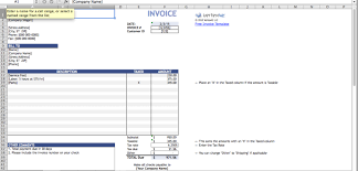 Free Online Invoice Templates Fascinating Free Invoice Templates You Can Use Right Now Bplans