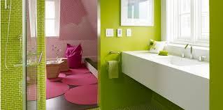 bathroom designs for kids. Designing-kids-bathroom-green-tile-and-pink-rug Bathroom Designs For Kids
