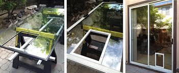 new pet door installation san jose santa cruz areas