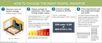 How To Choose A Runtal Baseboard Radiator Riverbend Home