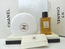 chanel 5 gift set. chanel no 5 vintage gift set new in box chanel gift set