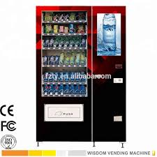 Vending Machine Card Reader Delectable Customized Vending Machine With Nayax Card Reader Buy Nayax Card