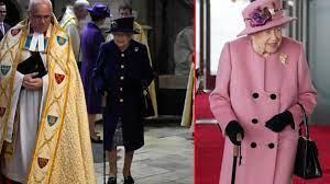 İngiltere Kraliçesi, bir hafta içinde ikinci kez bastonla görüntülendi -  Haberler