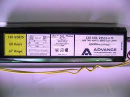 ballast replacement electrical diy Advance Mark 7 Wiring Diagram Ecu Wiring Diagram
