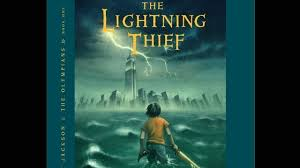 Lighting Thief The Lightning Thief Audiobook Percy Jackson And The Olympians Audiobook Book 1