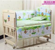 5 pcs lot 100 60cm new born baby bed sheets 100 cotton super soft