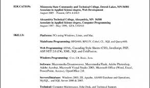 Download Open Fice Resume Template Free Samples Examples Document