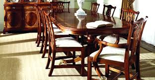 Mahogany Dining Room Sets
