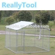 hot dog kennel roof kit cover outdoor cage crate sun shelter shade large poultry shed